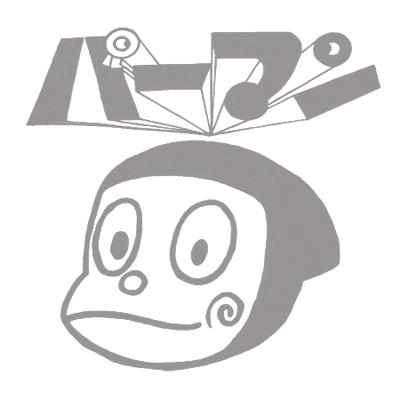 パーマン七分袖Tシャツ(WH)