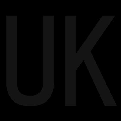 UK Tシャツ(ブラック)
