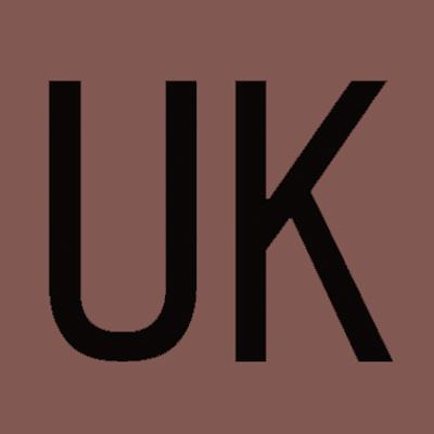 UK スウェット(ブラウン)